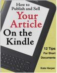Your Article on Kindle