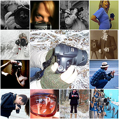 Photographed Photographers